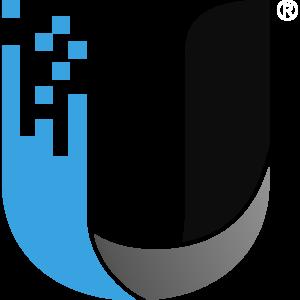 Ubiquiti Networks Inc. Logo (Blue, Gray, Black)
